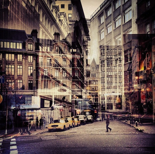 New-York-London-A-Collection-of-Double-Exposures-by-Daniella_Arhitektura+ #art #photography (7)