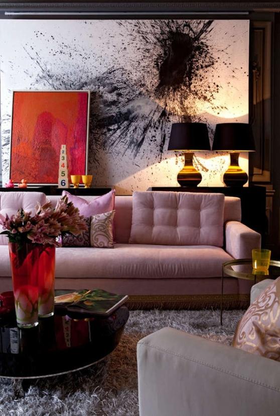#pink #decor #interiors #arhitektura+ (3)
